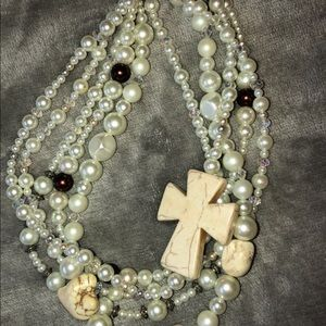 Western Pearl Necklace